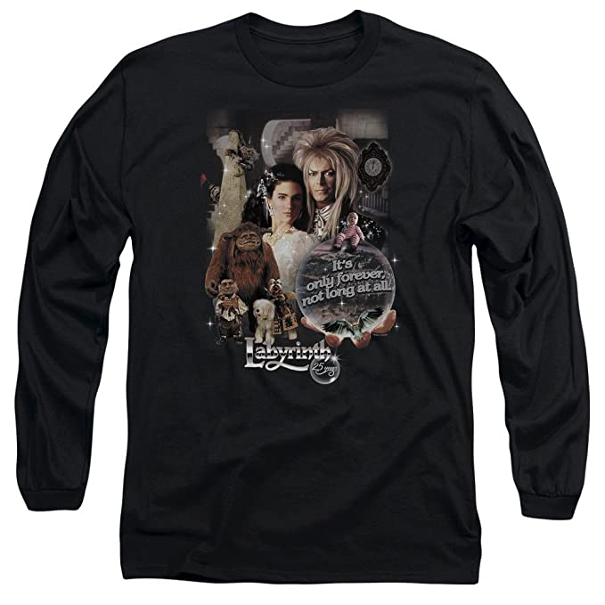 Labyrinth Movie 25 Years Of Magic Adult Pull-Over Hoodie