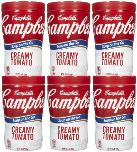 Campbell Hausfeld Soup At Hand, Creamy Tomato, 10.75 oz, ...