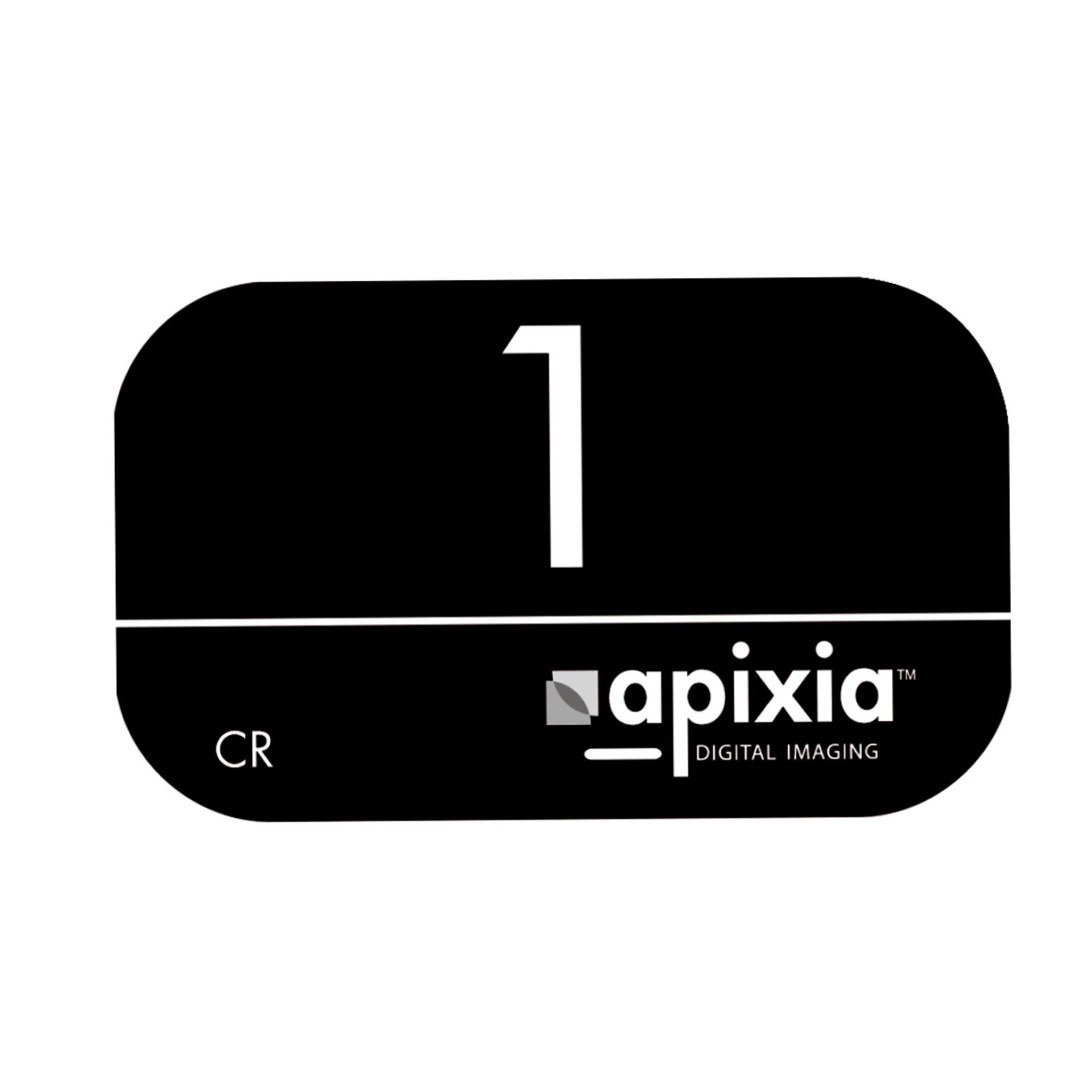 Apixia 10801 Phosphor Plates, 24 mm Height, 40 mm
