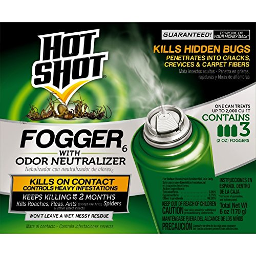 Hot Shot 96180 Indoor 3 Count