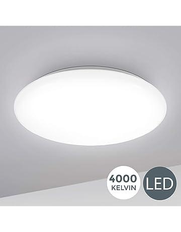 LED Decken Lampe Samt schwarz-gold Leuchte Design Beleuchtung Stoff Strahler