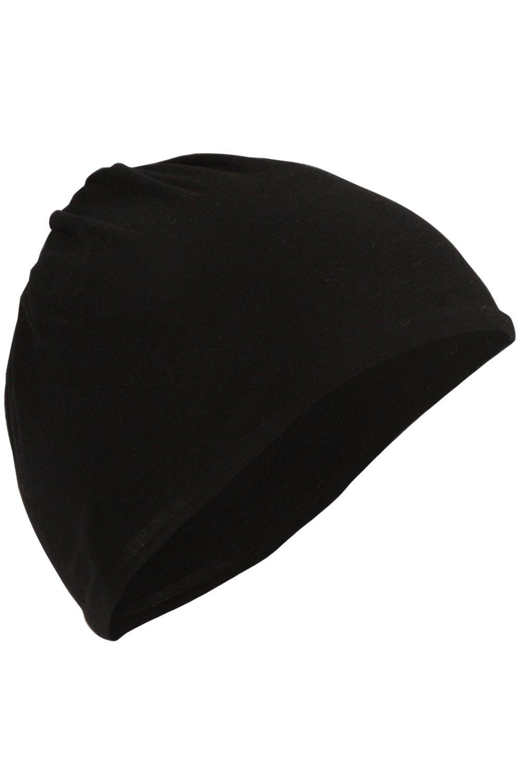 Mountain Warehouse Head Tube -Breathable Headband, Fast Dry Head Scarf Black 021627005001