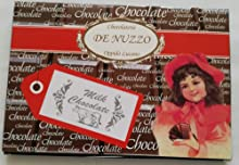 13 pz Cioccolato al latte tavolette gr. 100 confezione 13 pezzi - Chocolaterie De Nuzzo