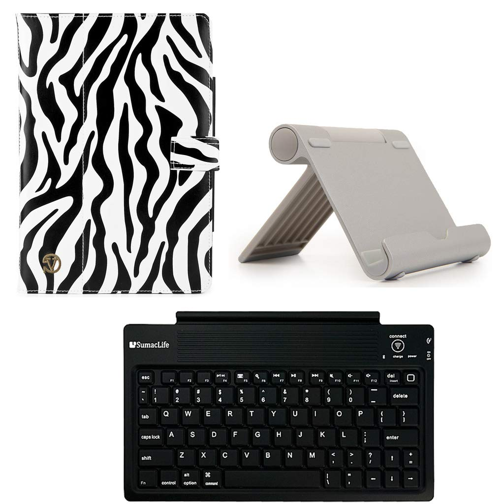Amazon.com: 10.1 Inch Tablet Case Protector and Keyboard and ...