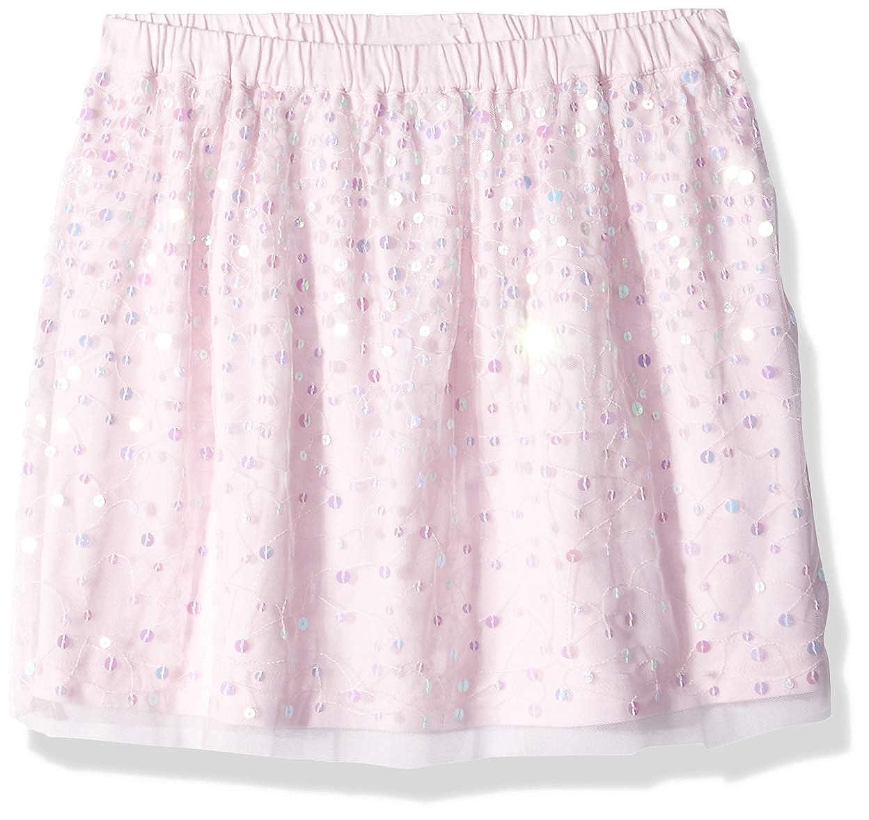 LOOK by Crewcuts Girls Sequin Skirt