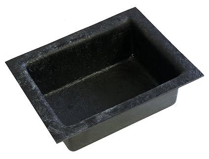 Motamec Caja de batería de fibra de vidrio (tamaño pequeño ...
