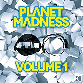 Various Artists-Planet Madness Vol.1