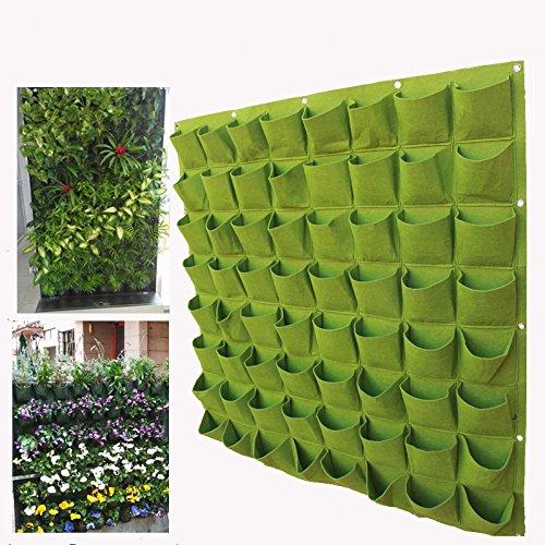 Generic Hanging Plant Pots Wall Pot Vertical Garden Flower Pots and Planter Hanging Pots