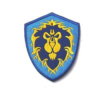Amazon.com: ANGLE World of Warcraft Alliance - Parche de ...