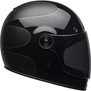 7096987 - Bell Bullitt Boost Motorcycle Helmet XS Matt Gloss Black