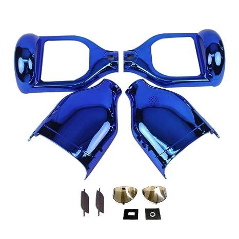 ONEGenug - Carcasa Protectora Exterior de plástico Cromado ...