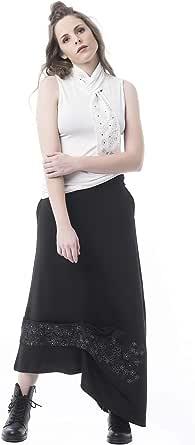 Mamatayoe Ostra Camiseta sin Mangas para Mujer
