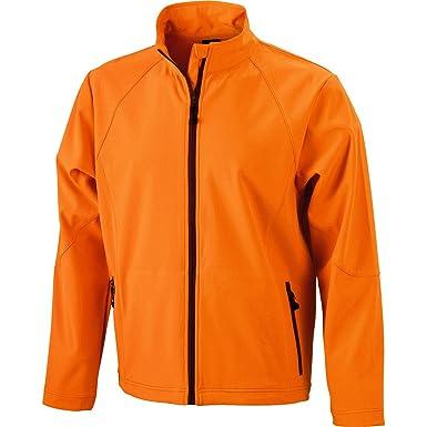 Basic Arancione James Uomo Sportiva amp; S Nicholson Giacca xIxqBPZ