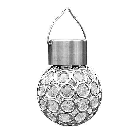 2 Pezzi LED Lampade Solari Pavone Illuminazione da Giardino per Esterni