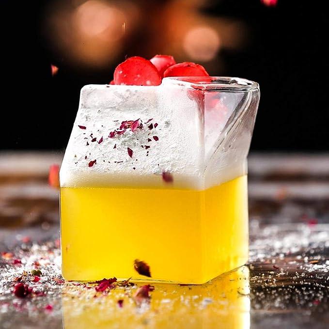 BWM Copa de cóctel para bebidas frías de ron, zumo de frutas ...