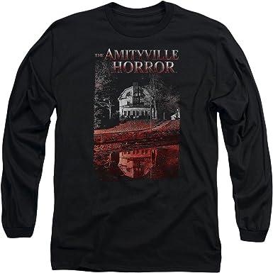 Amityville Horror House Adult T-Shirt