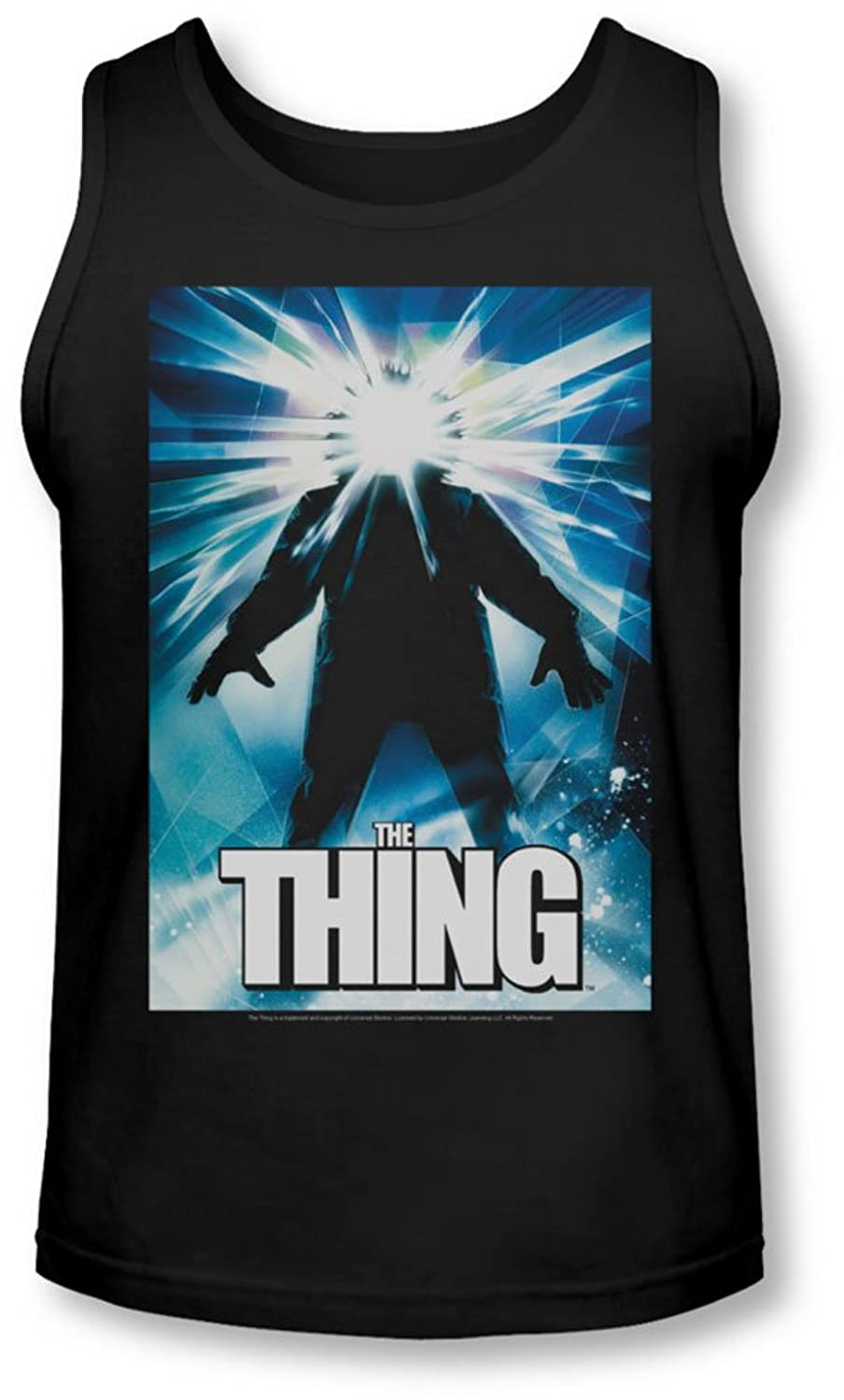 Thing - Mens Poster Tank-Top