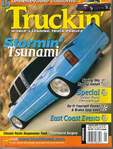 Truckin' (January, 2002)