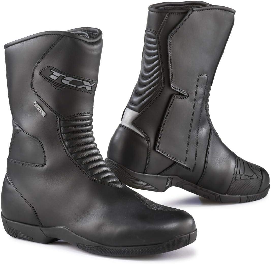 TCX Motorcycle Boots XFive.4 GTX Black 36
