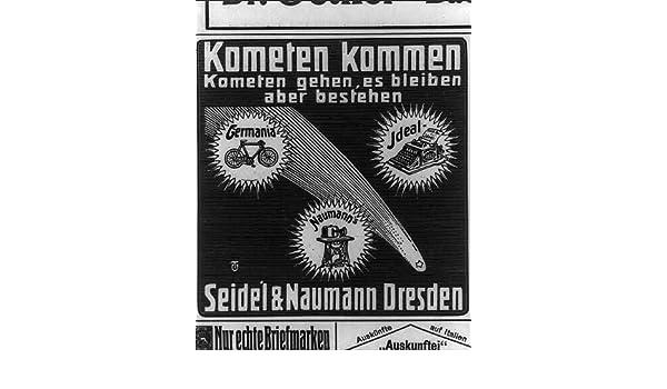 Infinite Photographs Foto: kometen kommen, Seidel & Naumann ...