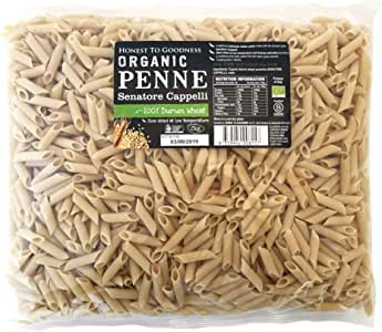 Honest to Goodness Organic Penne Pasta, 2 kg