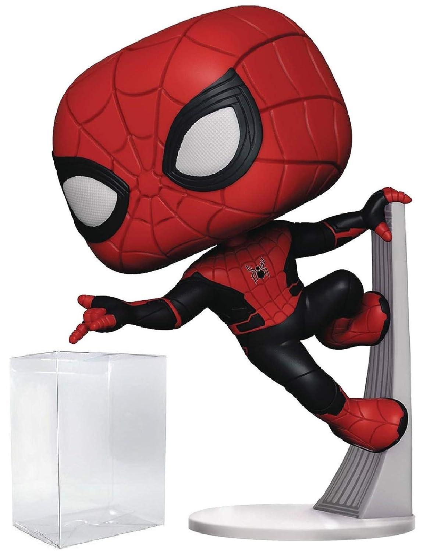 Amazon.com: Funko Marvel: Spider-Man Far from Home - Traje ...