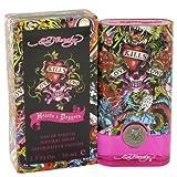 Ed Hardy Hearts and Daggers Eau de Parfum Spray, 1.7 oz