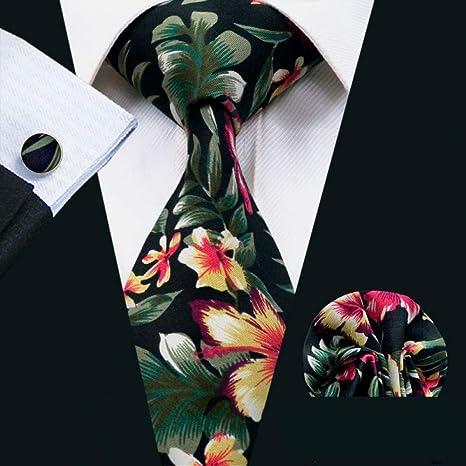 WOXHY Corbata de los Hombres Fa-1365 Moda Coloridos Corbatas de ...