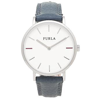a75fe900dd [フルラ] 腕時計 レディース FURLA R4251108507 899478 W493 WU0 DOL シルバー ブルー ホワイト [並行