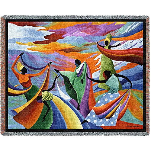 Pure Country Inc. Skydancer Blanket Tapestry Throw by Pure Country