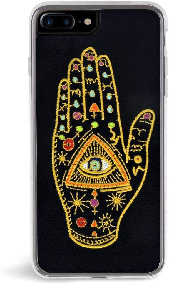 Zero Gravity iPhone 7 Plus / 8 Plus Behold Embroidered Phone Case - 360° Protection, Drop Test Approved - Multicolored