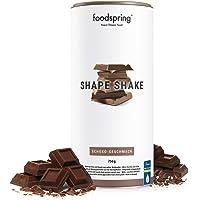 foodspring Shape Shake, Sabor Chocolate, 750g, Batido saciante