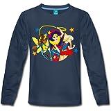 DC Super Hero Girls Bumblebee Wonder Woman Supergirl T-shirt manches longues Premium Ado de Spreadshirt®