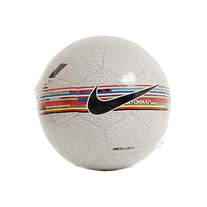 new concept 173d9 51087 Nike Mercurial Prestige Soccer Ball (White Multi-Color) (3)