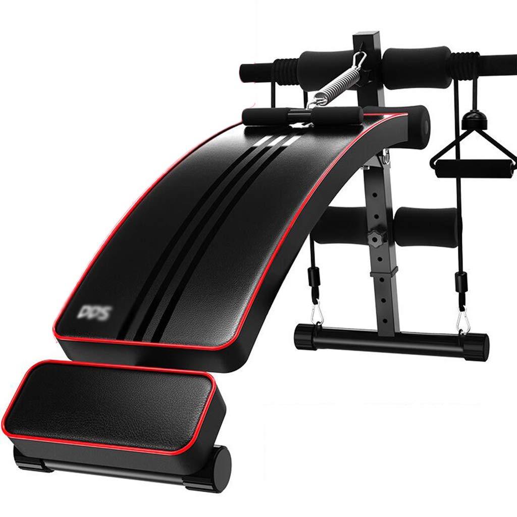 仰臥位ボード、腰掛けフィットネス機器家庭用多機能腹部折り畳み式腹部筋肉用トレーナー140 * 47 * 60CM B07GKWRCJB C C