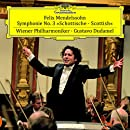 Mendelssohn: Symphony No.3 in A minor, Op.56 - Scottish [Limited Edition LP]