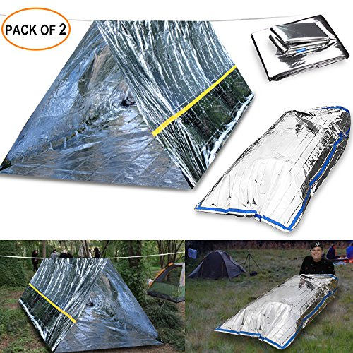 Compact Tent And Sleeping Bag - 7