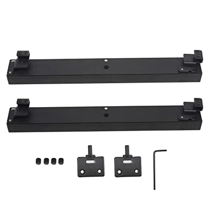 Bon Amazon.com: Soft Sliding Door Closer Barn Door Hardware Closing Damper  Accessories For Barn Doors Protecting The Doors 8.5inch (One Set:Including  2 Pcs): ...