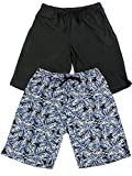 "B2BODY Shorts Men Invisible Zipper Pockets Hidden Stash Pocket Elastic Waist Drawstring 10"" Short"