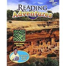 Journeys: Reading Adventures Student Edition Magazine Grade 5