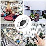Lensoul 3 Mega-Pixel Security Camera, Wireless Ip