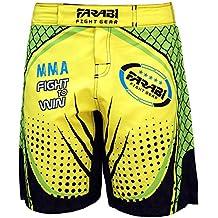 MMA shorts grappling cage fight shorts F2W kickboxing board training shorts
