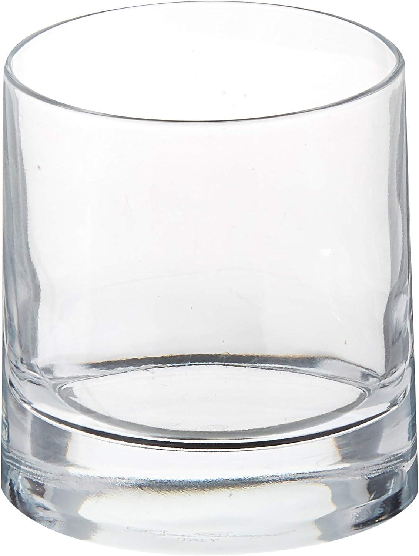 Luigi Bormioli Veronese 8.75 oz On The Rocks Glasses, Set of 6, Clear