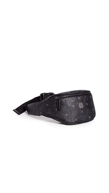 Amazon.com  MCM Women s Stark Small Belt Bag 5720d20b97fae