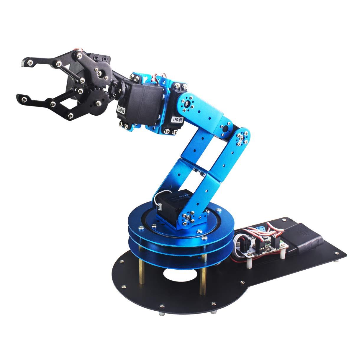 Robot Educativo para armar y programar LewanSoul c