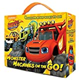 Best Random House Books for Young Readers Books For Baby Boys - Monster Machines on the Go! Review