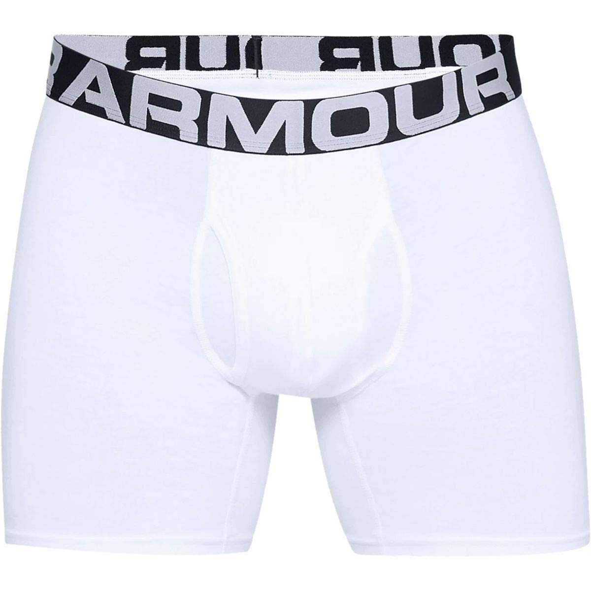 Under Armour Charged Cotton 6in Underwear 3-Pack Mens