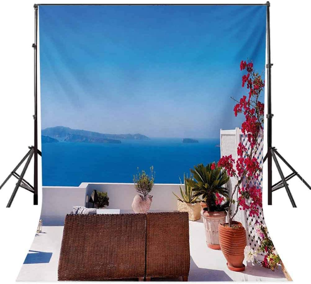 8x10 FT Photo Backdrops,Traditional Oak Crafted Doorway on Stone Facade Artisan Hand Made Features Culture Background for Baby Shower Birthday Wedding Bridal Shower Party Decoration Photo Studio