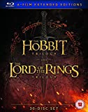 Middle Earth - Six Film Collection Extended Edition [Blu-Ray] [2016]
