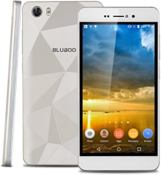 Bluboo Picasso - Smartphone Libre Android 3G (5.0